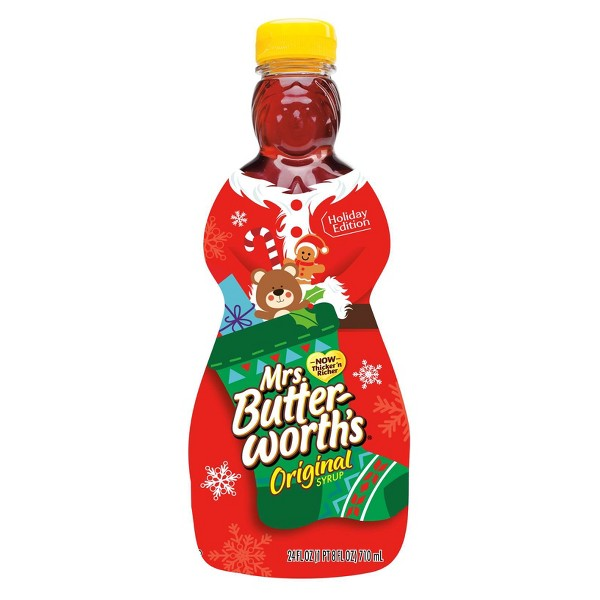 Mrs. Butterworth's Syrup product image