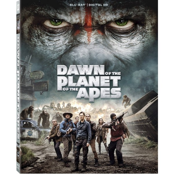Dawn of the Planet of the Apes product image