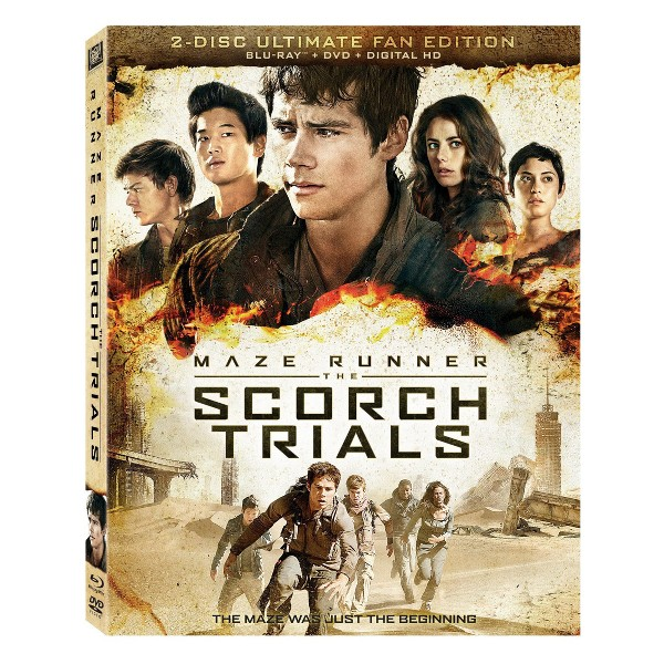 Maze Runner 1 & 2 product image