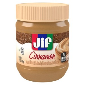 Jif Flavored Spreads