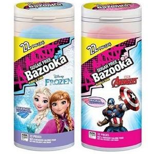 Bazooka License Tubes