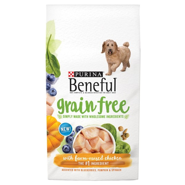 Purina Beneful Dry Dog Food product image