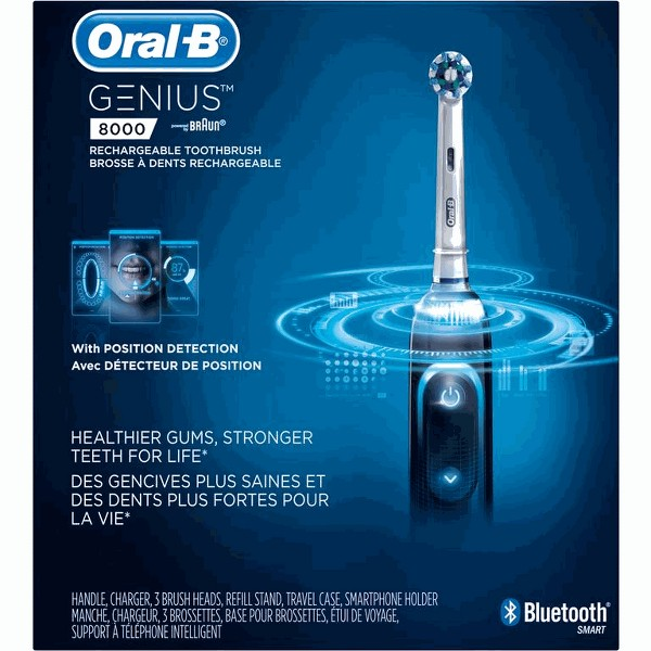Oral-B 8000 Electric Toothbrush product image