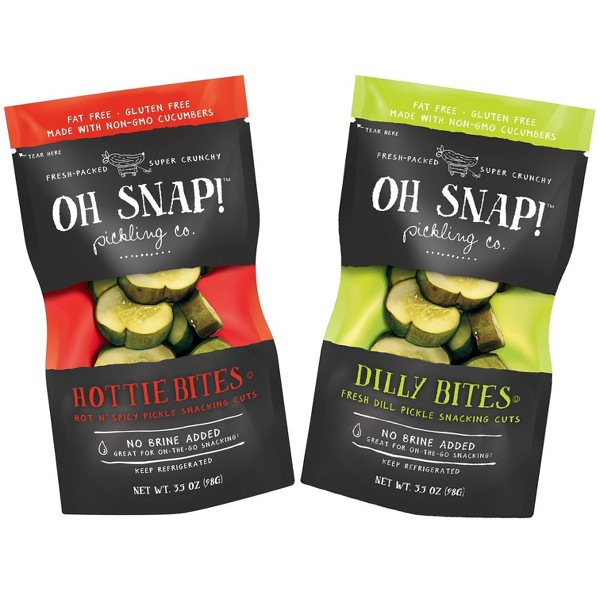 Oh Snap! Pickles, Beans, & Carrots product image