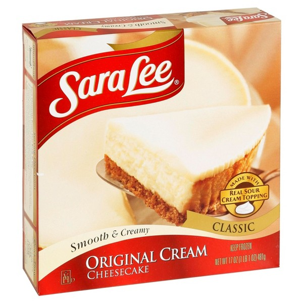 Sara Lee Frozen Desserts product image
