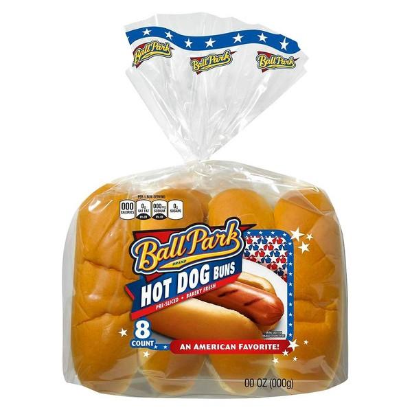 Ball Park Buns product image