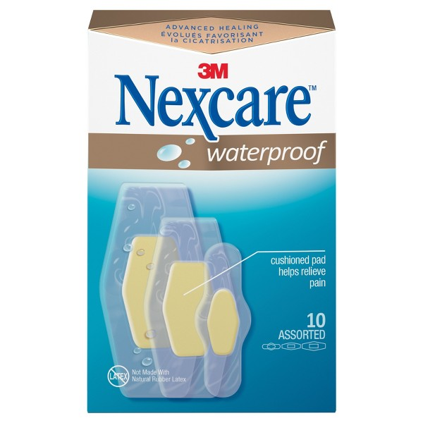 Nexcare Advanced Healing product image
