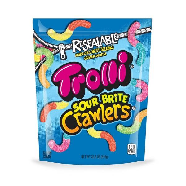 Trolli Sour Brite Crawler Big Bag product image