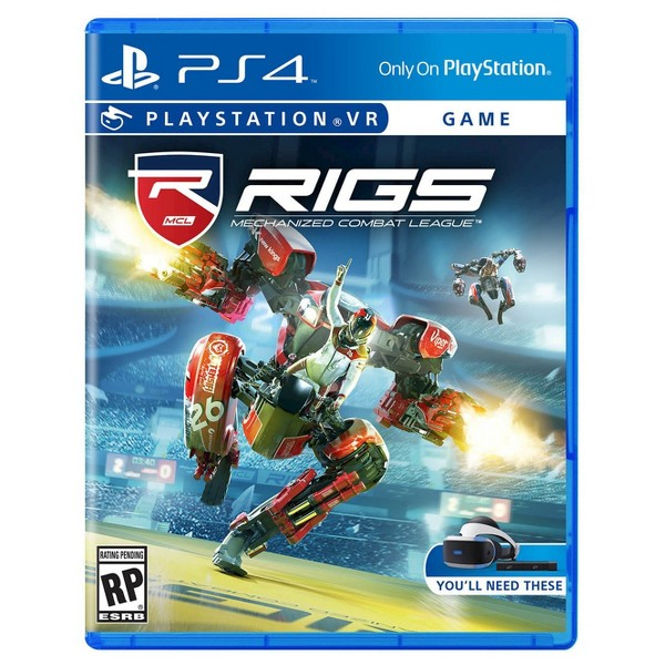 RIGS for PSVR product image
