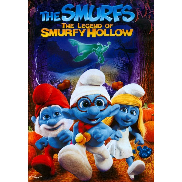 Smurfs: Legend of Smurfy Hollow product image