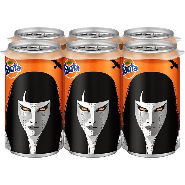 Coca-Cola Brands Mini Cans product image