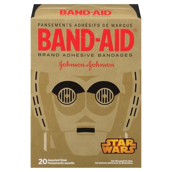 Band-Aid Brand Decorated Bandages product image