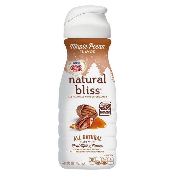 Coffee-Mate Natural Bliss Creamers product image