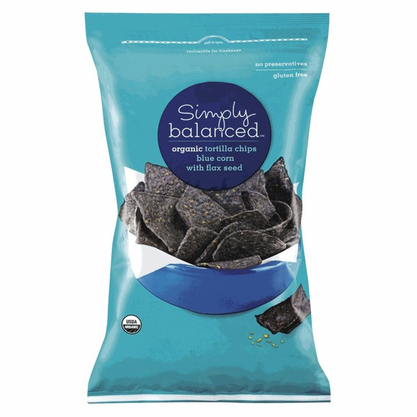 Simply Balanced Tortilla Chips product image