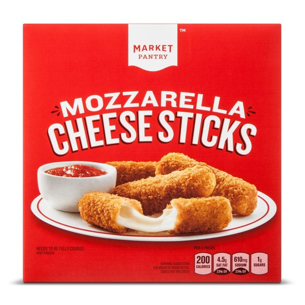 Market Pantry Frozen Snacks product image
