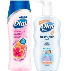 Dial & Dial Kids Body Wash
