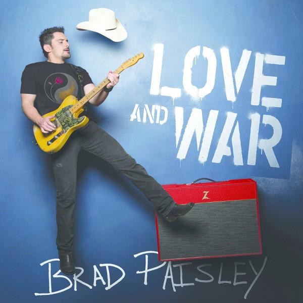 Brad Paisley: Love and War product image