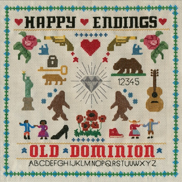 Old Dominion: Happy Endings product image