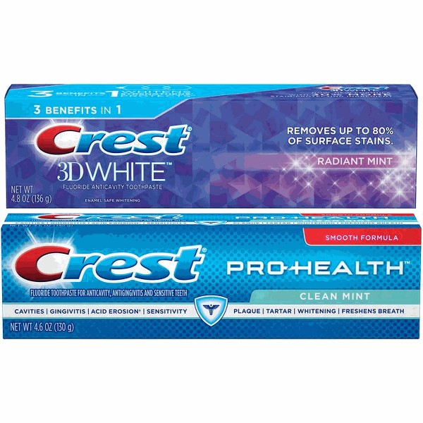 Crest Toothpaste product image