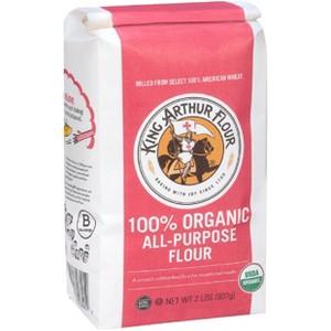 King Arthur Organic Flours