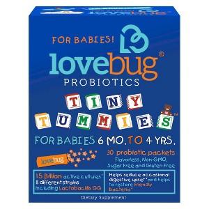 LoveBug Probiotics Tiny Tummies