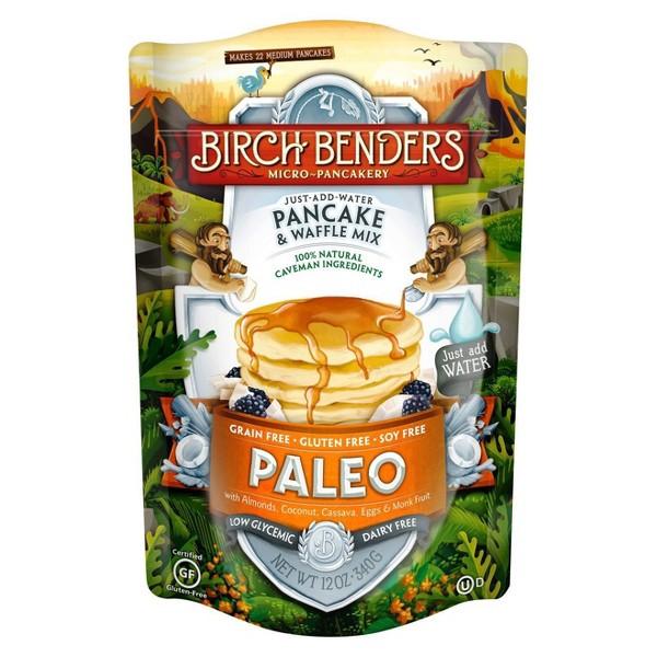 Birch Bender's Pancake Mixes product image