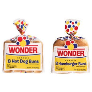 Wonder White Buns