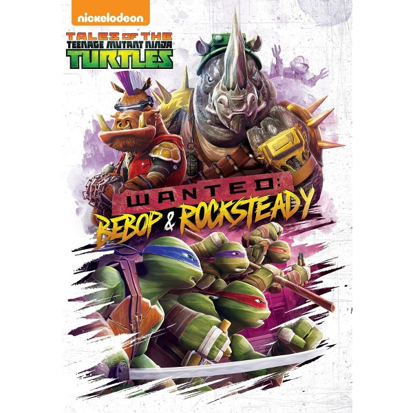 TMNT Wanted Bebop & Rocksteady product image