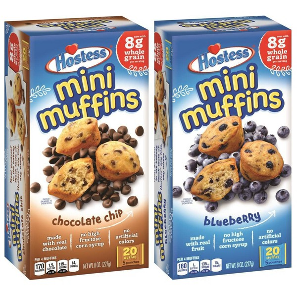 Hostess Mini Muffins + Coffee Cake product image