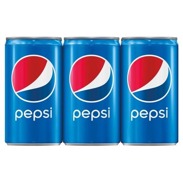 Pepsi, Diet Pepsi, & Mountain Dew product image