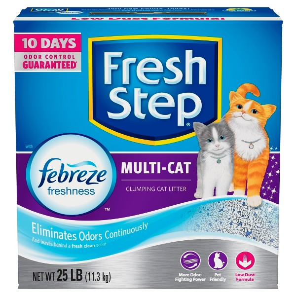 Fresh Step Cat Litter product image