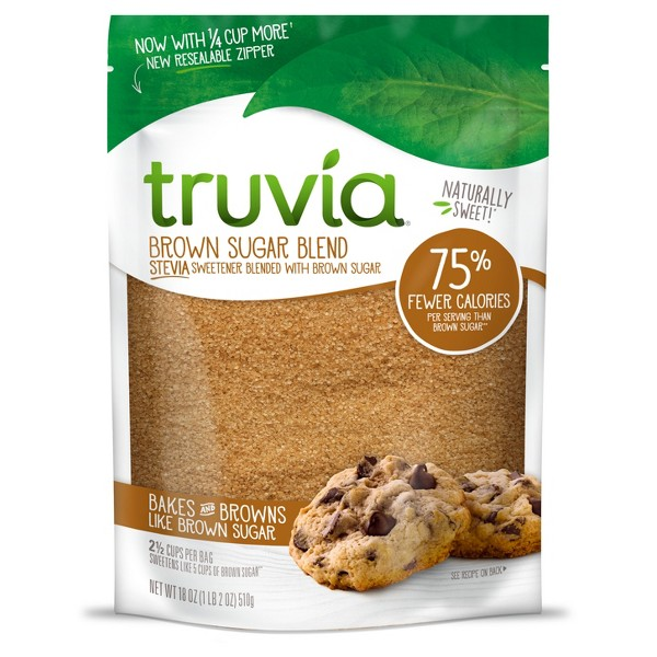Truvía Brown Sugar Blend product image