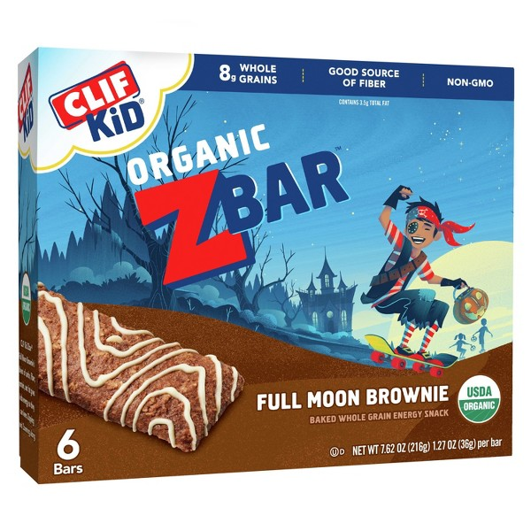 Clif Kid Z Halloween Bars product image
