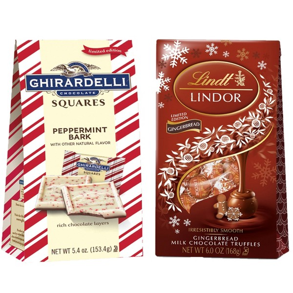 Lindt & Ghiradelli Pouches product image