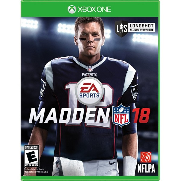 EA Madden NFL 18 product image