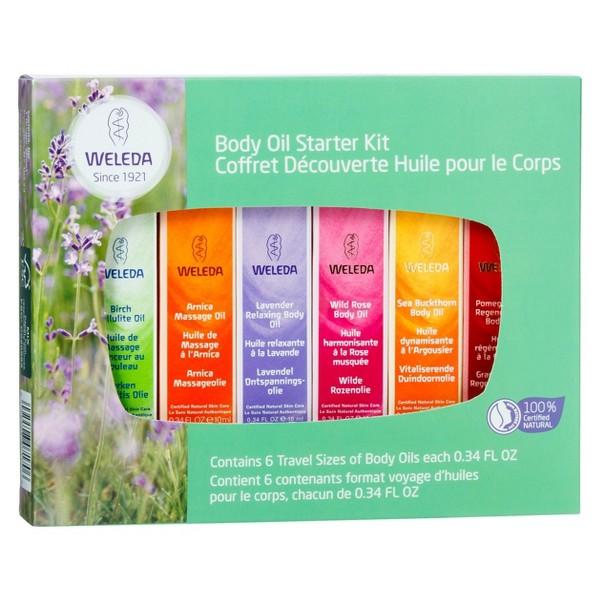 Weleda Body Oil Kit product image