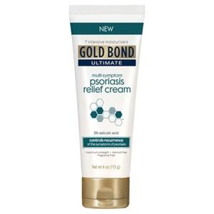 Gold Bond Psoriasis