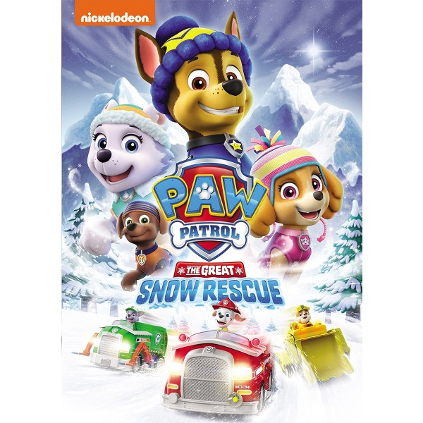 Paw Patrol: The Great Snow Rescue product image
