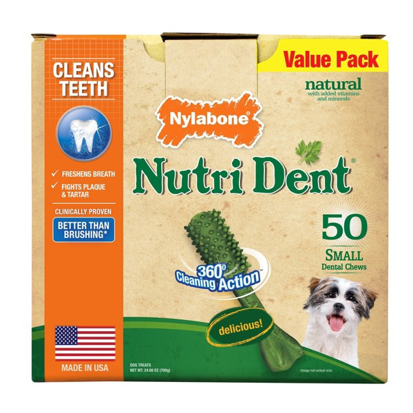 Nutrident Dental Treat Chews product image