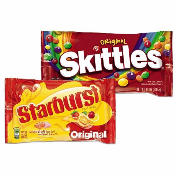 Skittles & Starburst product image