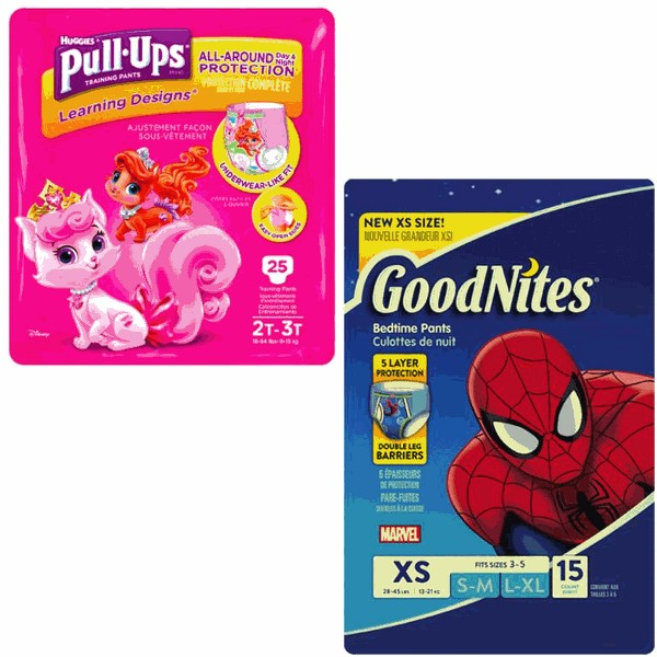 Pull-Ups or Goodnites product image
