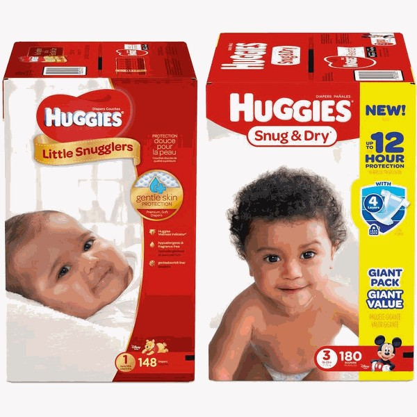 Huggies product image