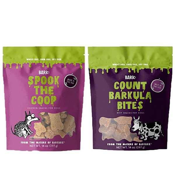 BARK Halloween Dog Treats product image