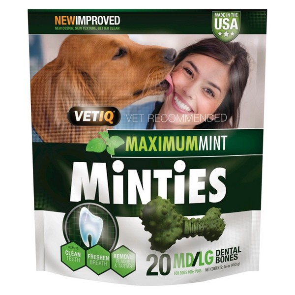 Mintie's Cat and Dog Dental Bones product image