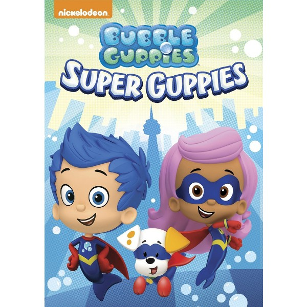 Bubble Guppies Super Guppies product image