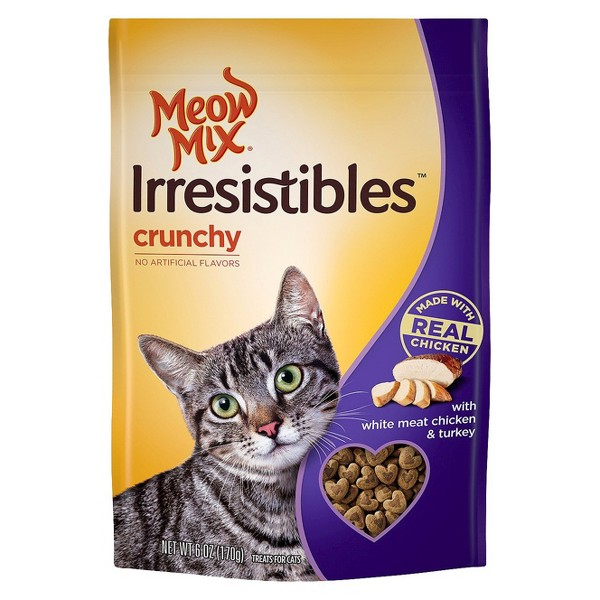 Meow Mix Cat Treats product image