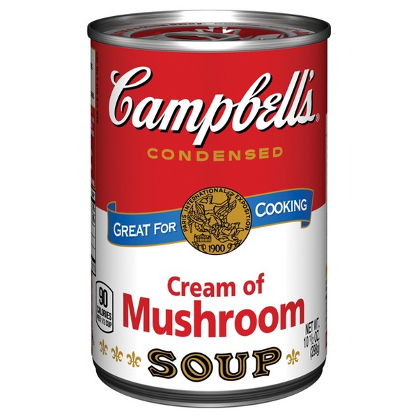 Campbell's Cream of Mushroom Soup product image