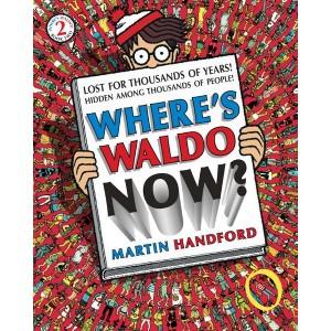Where's Waldo? Books
