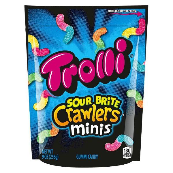 Trolli Sour Brite Crawlers Minis product image