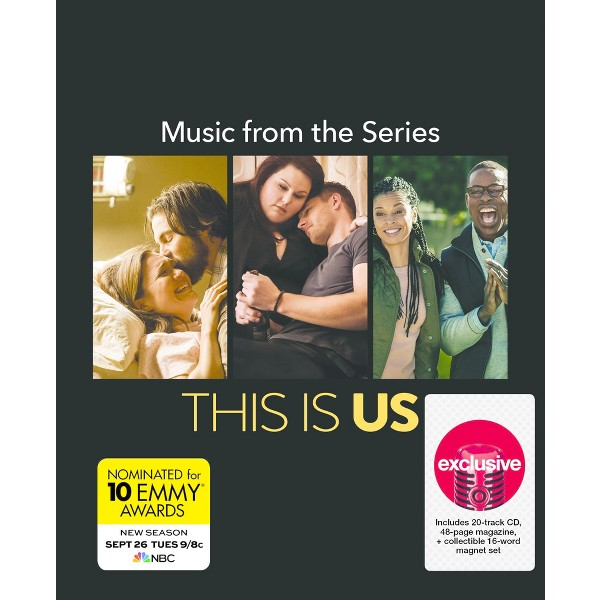 This Is Us: Soundtrack product image